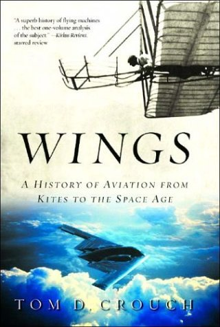 Wings A History of Aviation from Kites to the Space Age N/A edition cover