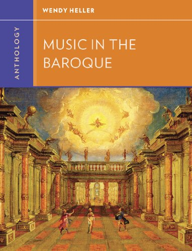 Anthology for Music in the Baroque   2013 9780393920208 Front Cover