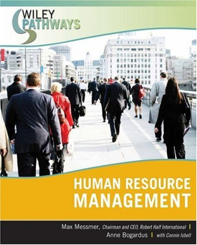 Human Resource Management   2008 edition cover