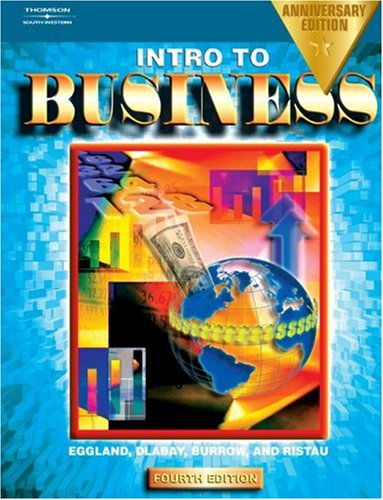 Introduction to Business 4th 2003 (Revised) 9780538435208 Front Cover