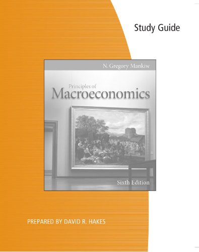 Principles of Macroeconomics  6th 2012 9780538477208 Front Cover