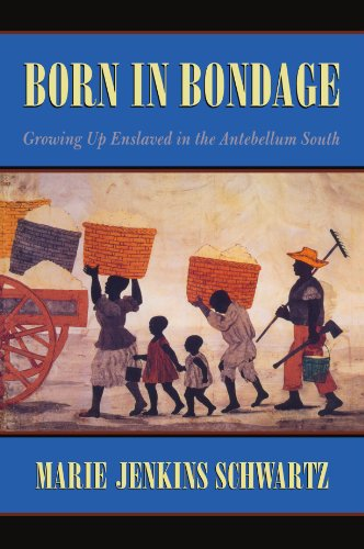 Born in Bondage Growing up Enslaved in the Antebellum South  2000 9780674007208 Front Cover