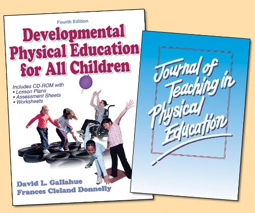 Developmental Physical Education for All Children  4th 2003 (Revised) edition cover