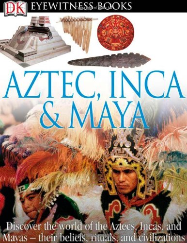 Aztec, Inca and Maya  N/A edition cover