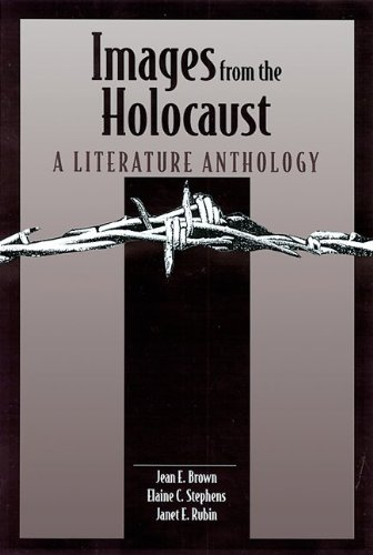 Images from the Holocaust A Literature Anthology  1997 edition cover
