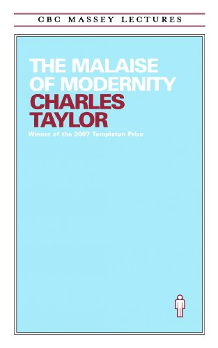 The Malaise of Modernity:  1st 1998 edition cover