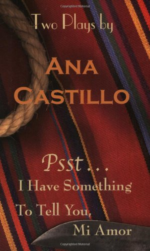 Psst ... I Have Something to Tell You, Mi Amor  2005 9780916727208 Front Cover