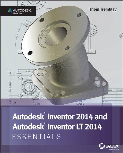 Autodesk Inventor 2014 and Inventor LT 2014   2013 edition cover