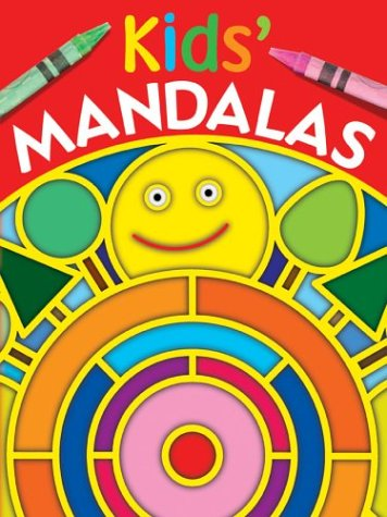 Kids' Mandalas  N/A 9781402717208 Front Cover