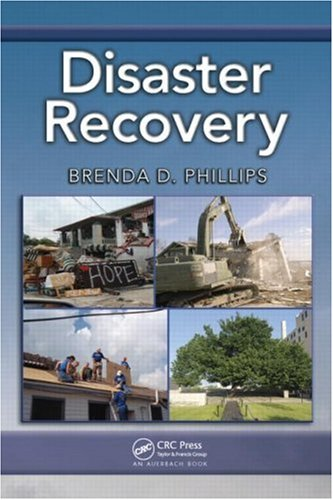 Disaster Recovery   2011 edition cover