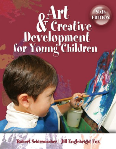 Art and Creative Development for Young Children  6th 2009 edition cover