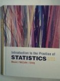 Introduction to the Practice of Statistics w/Student CD (Extended Version)  7th 2012 edition cover