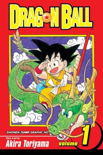 Dragon Ball, Vol. 1  2nd 1984 edition cover