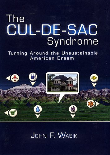 Cul-de-Sac Syndrome Turning Around the Unsustainable American Dream  2009 9781576603208 Front Cover