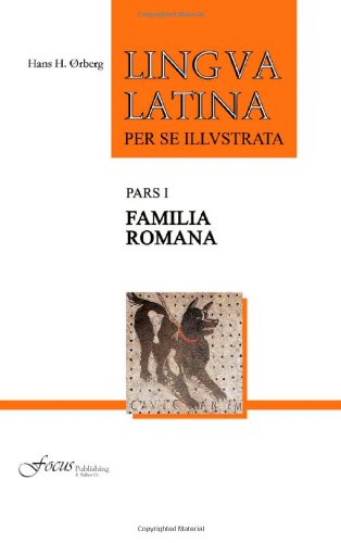 Familia Romana  2nd 2011 (Revised) edition cover