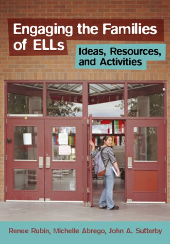 Engaging the Families of ELLs Ideas, Resources, and Activities  2012 edition cover