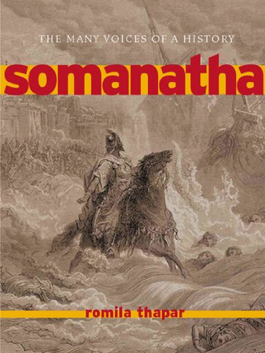 Somanatha The Many Voices of a History  2005 edition cover