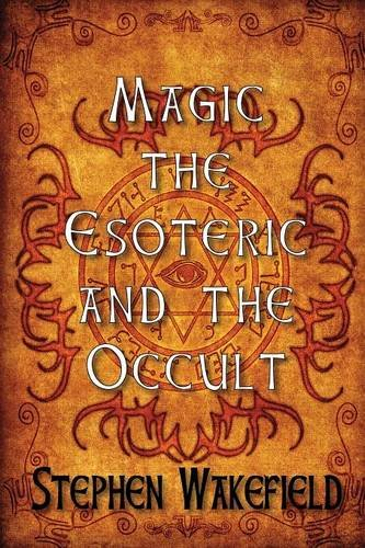 Magic, the Esoteric and the Occult   2013 edition cover