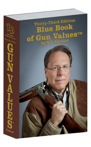 Blue Book of Gun Values:  2012 9781936120208 Front Cover