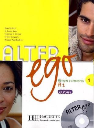 Alter Ego 1 Student's Book:   2006 edition cover
