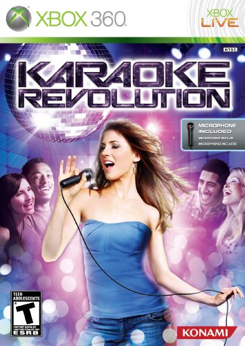 Karaoke Revolution - Xbox 360 (Bundle) Xbox 360 artwork