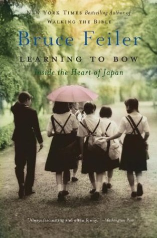 Learning to Bow Inside the Heart of Japan  2004 edition cover