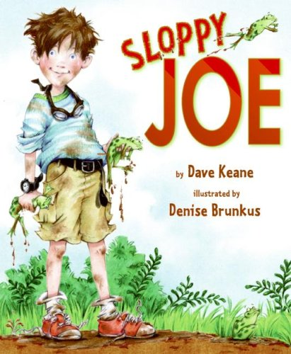 Sloppy Joe   2009 9780061710209 Front Cover