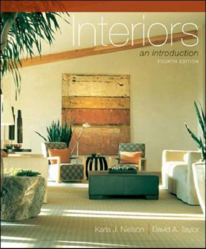 Interiors An Introduction 4th 2007 (Revised) edition cover