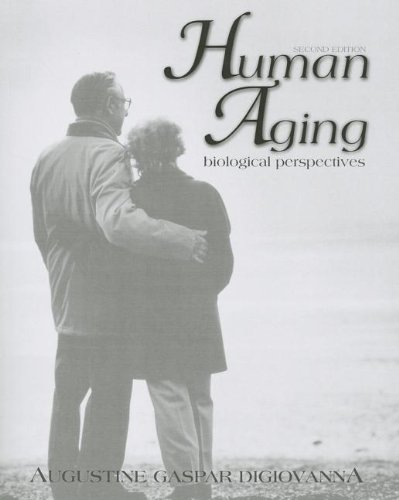 HUMAN AGING:BIOLOGICAL PERSPEC N/A edition cover