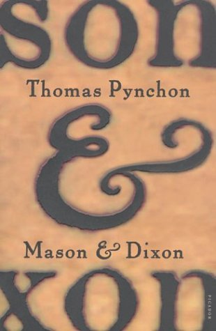 Mason and Dixon  Revised  edition cover