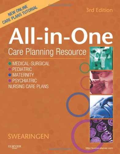 All-in-One Care Planning Resource  3rd 2011 edition cover