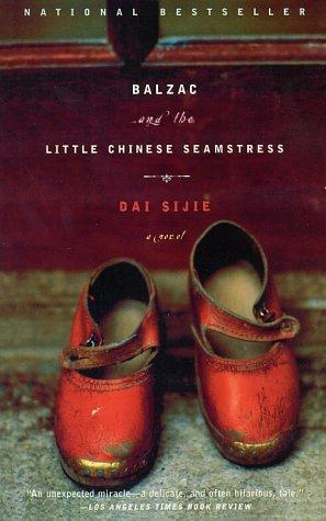 Balzac et la Petite Tailleuse Chinoise   2001 edition cover