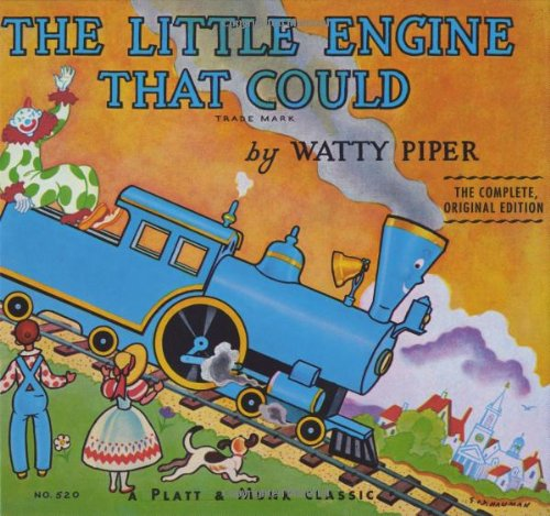 Little Engine That Could   1976 edition cover