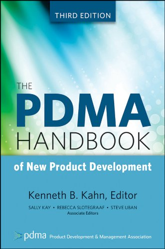 PDMA Handbook of New Product Development  3rd 2013 9780470648209 Front Cover