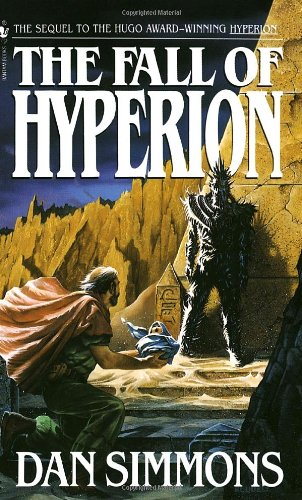 Fall of Hyperion  N/A 9780553288209 Front Cover