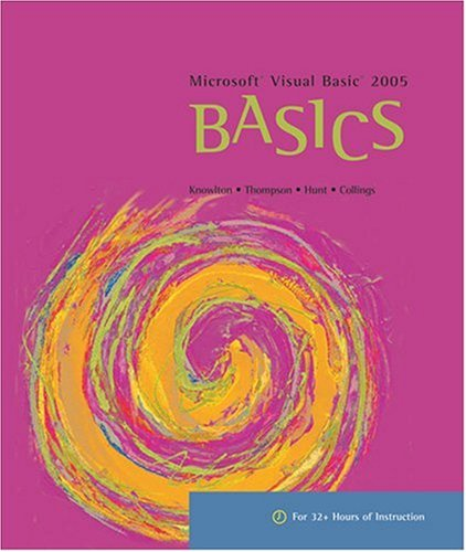 Microsoft Visual Basic 2005  3rd 2007 (Revised) edition cover
