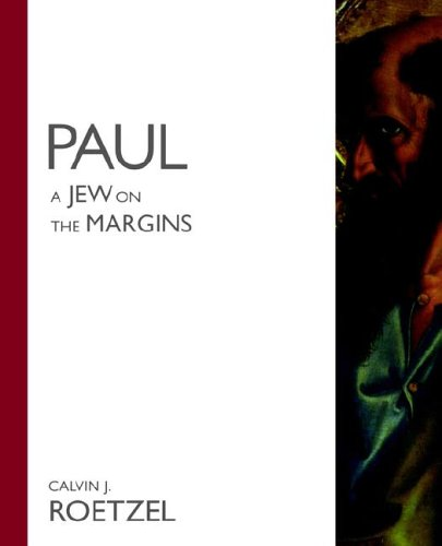 Paul A Jew on the Margins  2003 9780664225209 Front Cover