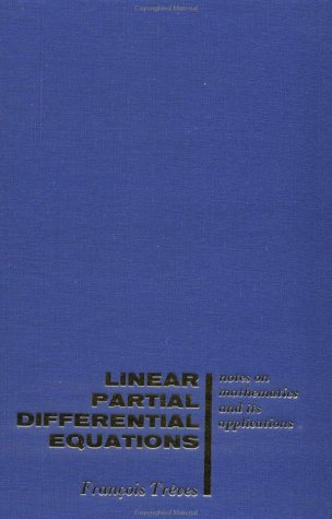 Linear Partial Differential Equations   1970 9780677025209 Front Cover