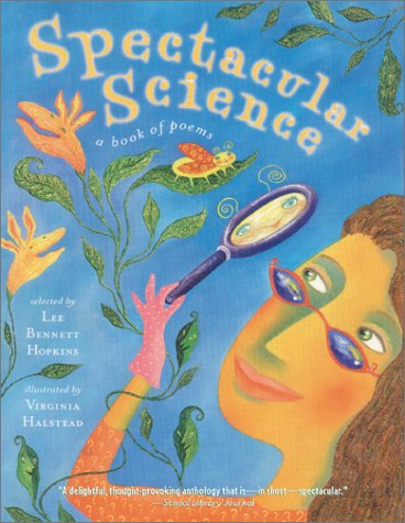 Spectacular Science A Book of Poems  2002 edition cover