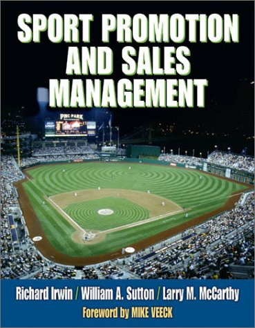 Sport Promotion and Sales Management   2002 edition cover