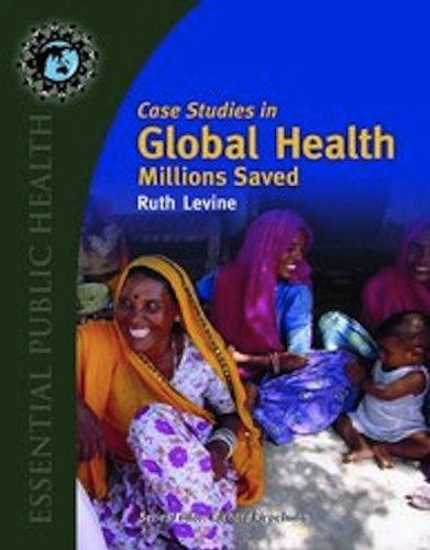 Case Studies in Global Health: Millions Saved   2007 9780763746209 Front Cover