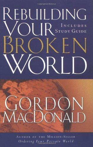 Rebuilding Your Broken World   2004 edition cover