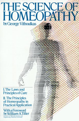 Science of Homeopathy 1st edition cover
