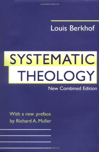 Systematic Theology   1996 edition cover