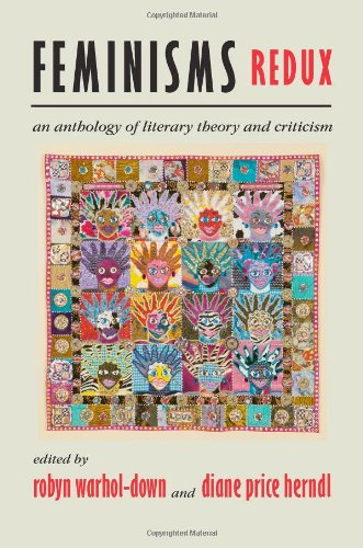 Feminisms Redux An Anthology of Literary Theory and Criticism  2009 edition cover