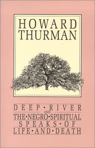 Deep River and the Negro Spiritual Speaks of Life and Death  Reprint edition cover