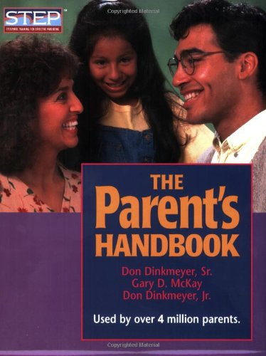 Parent's Handbook Systematic Training for Effective Parenting N/A edition cover
