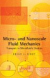 Micro- and Nanoscale Fluid Mechanics Transport in Microfluidic Devices  2013 9781107617209 Front Cover