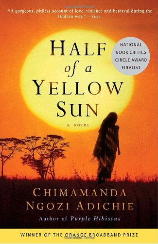 Half of a Yellow Sun   2007 edition cover