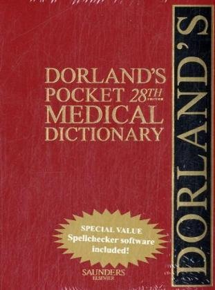 Dorland's Pocket Medical Dictionary  28th 2009 edition cover